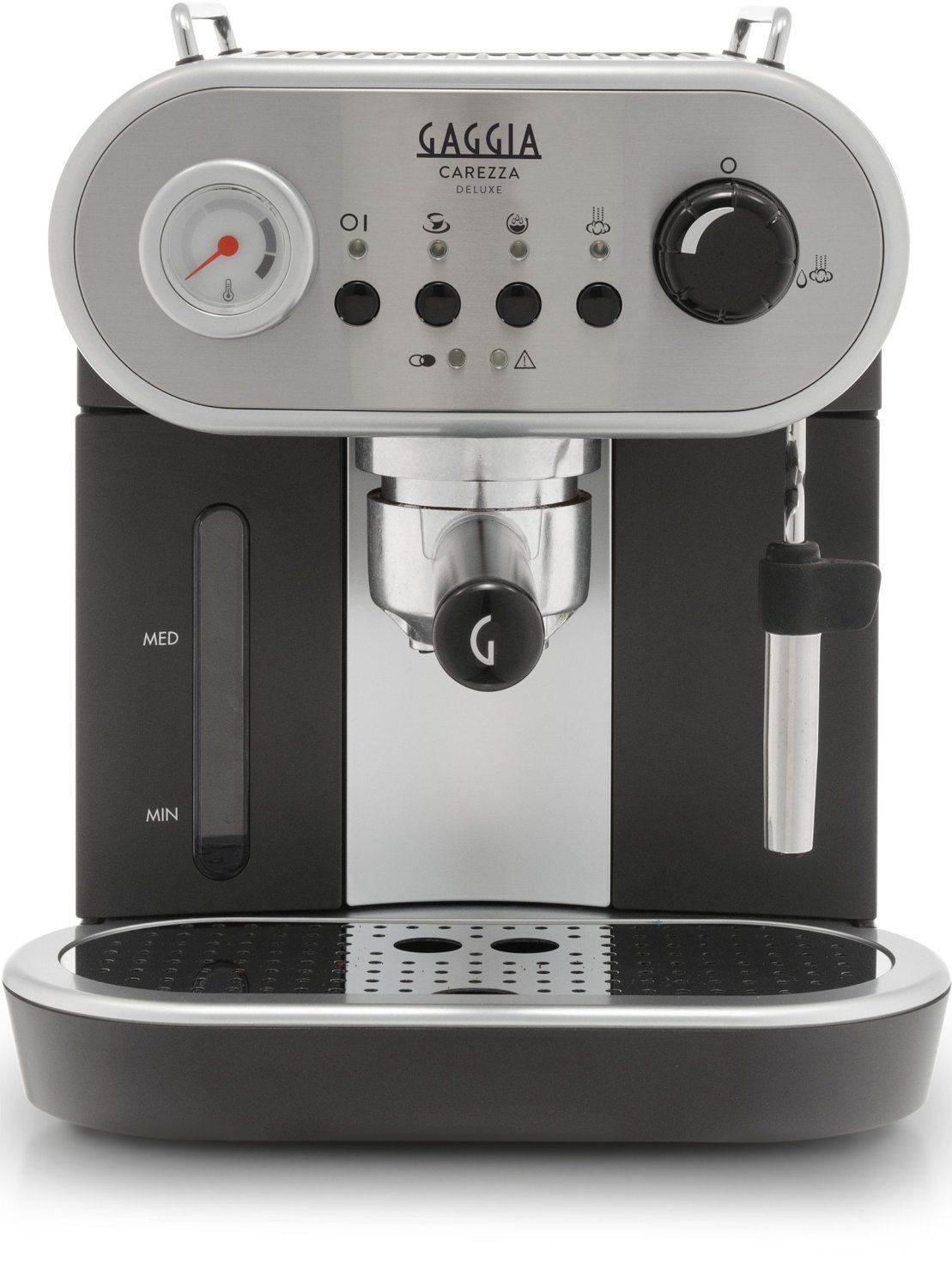 gaggia carezza deluxe espresso coffee machine