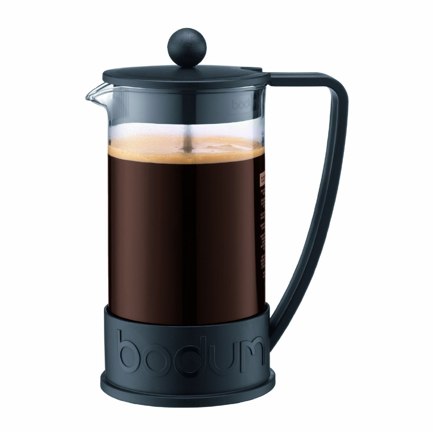 Bodum Brazil French Press 8 Cup Coffee Maker